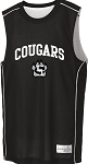 College Lane® Mesh Reversible Sleeveless Tshirt