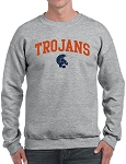 College Lane® 8 oz., 50/50 Fleece Crew