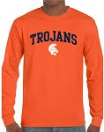College Lane® 5.6 oz., 50/50 Long Sleeve