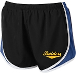 College Lane® Ladies Cadence Shorts