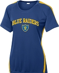 College Lane® Ladies Colorblock Competitor™ Tee.