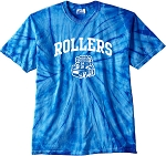 College Lane® Tie Dye 5.4 oz., 100% Cotton Tshirt