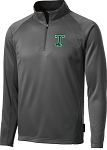 College Lane® 1/4-Zip Fleece Pullover