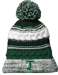College Lane® Pom Pom Team Beanie