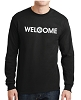 Gildan - DryBlend 50 Cotton/50 Poly Long Sleeve T-Shirt - V