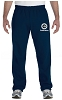 Gildan Adult Heavy Blend 50/50 Open-Bottom Sweatpants - GC