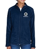 Team 365 Ladies' Campus Microfleece Jacket - GC