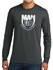 District Perfect Tri Long Sleeve Tee - GC