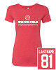 Next Level - Women's Triblend Short Sleeve Crew (BOYS WATER POLO)