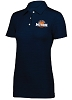 Holloway Ladies Striated Polo