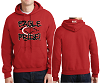 Gildan - Heavy Blend Hooded Sweatshirt - EAGLE PRIDE