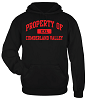 Badger Performance Fleece Hood - PROPERTY OF CUMBERLAND VALLEY