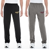 Gildan Heavy Blend Open-Bottom Sweatpants with Pockets