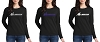Gildan Ladies Heavy Cotton 100% Cotton Longsleeve