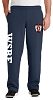 Gildan - DryBlend Open Bottom Sweatpant