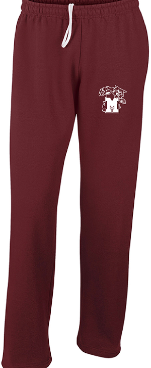 College Lane® Open Bottom Sweatpants
