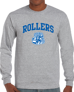 College Lane® 5.6 oz., 50/50 Long-Sleeve