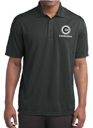 Sport-Tek PosiCharge Micro-Mesh Polo - Heat Press - GC