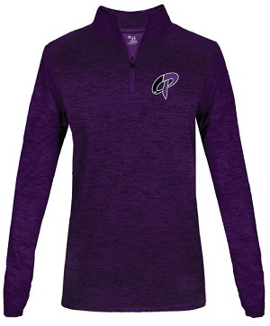 Badger Tonal Blend Ladies 1/4 Zip