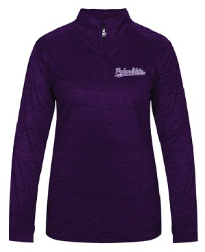 Badger Ladies Tonal Blend 1/4 Zip