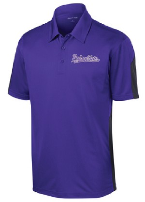 Sport-Tek PosiCharge Active Textured Colorblock Polo