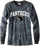 College Lane® Tie Dye 5.4 oz., 100% Cotton Long Sleeve