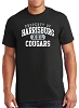 Gildan® - Ultra Cotton® 100% Cotton T-Shirt - HBG COUGARS