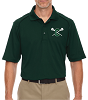Extreme Men's Eperformance Shield Snag Protection Short-Sleeve Polo