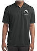 Sport-Tek PosiCharge Micro-Mesh Polo - Embroidered - V