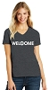 District Women's Perfect Blend V-Neck Tee - V