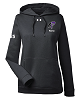 Under Armour Ladies Hustle Pullover Hooded Sweatshirt - WILL SHIP IN MARCH