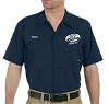 Dickies Industrial Short Sleeve Work Shirt