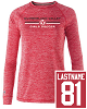 Holloway Ladies Electrify 2.0 Long Sleeve Tee