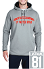 Under Armour Men's Double Threat Armour Fleece Hoodie - STATE CHAMPS (TACKLETWILL)
