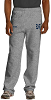 Jerzees 8 oz. NuBlend Open-Bottom Fleece Sweatpants