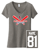 District Women's Very Important Tee V-Neck