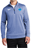 Sport-Tek PosiCharge Sport-Wick Heather Fleece 1/4-Zip Pullover